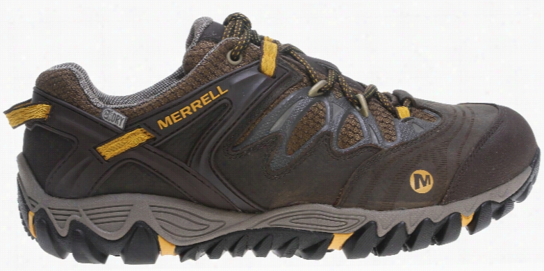 Merrell Allout Blaze Waterproof Hiking Shoes