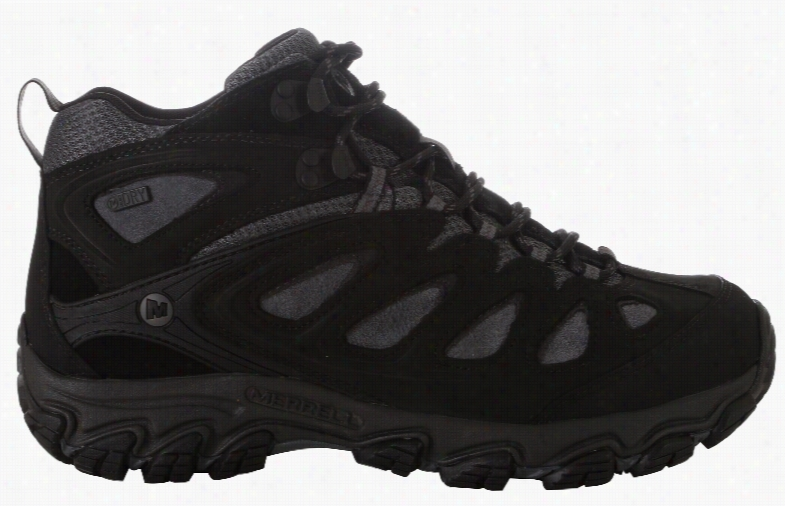 Merrell Pulsate Mid Waterproof Hiking Shoes