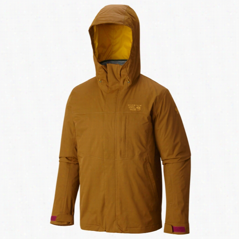 Mountain Hardwear Binx Ridge Quadfecta Jacket