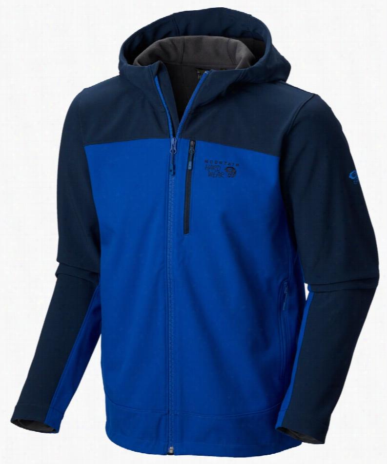 Mountain Hardwear Paladin Hooded Softshell Jacket