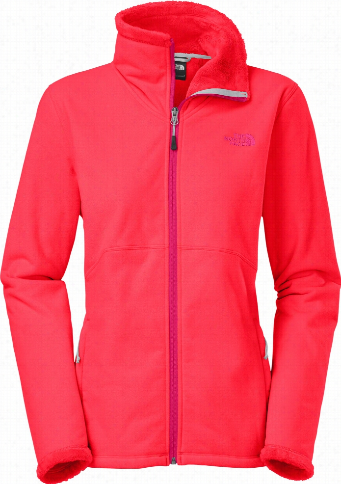 The North Face Morninglory Full Zip Fleece