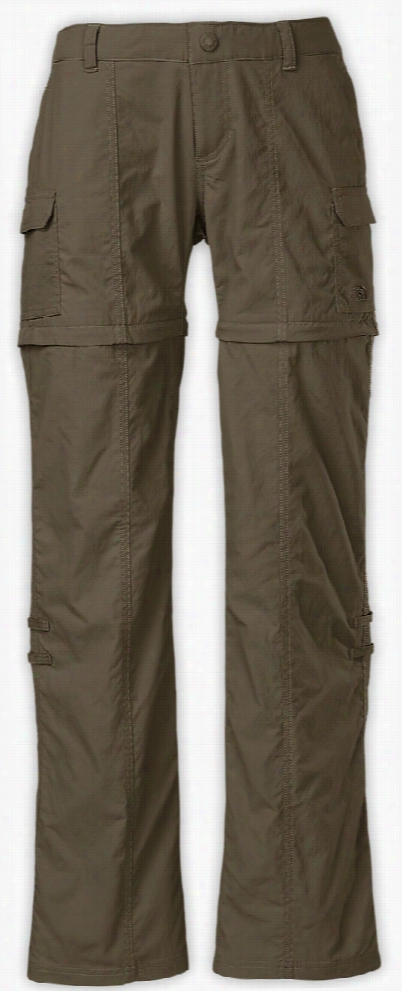 The North Face Paramount II Convertible Hiking Pants