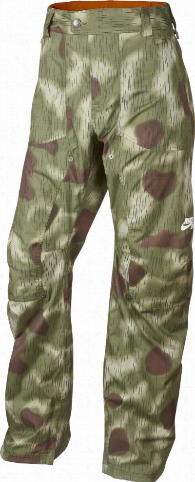 Nike SB Ruskin Print Snowboard Pants
