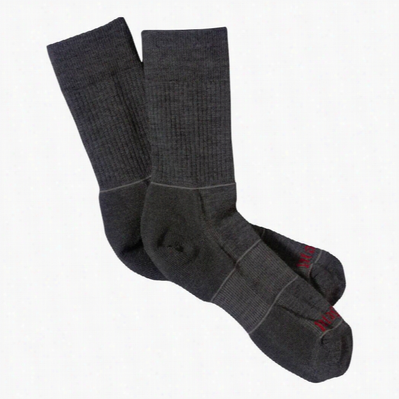 Patagonia Lightweight Merino Hiking Crew Socks