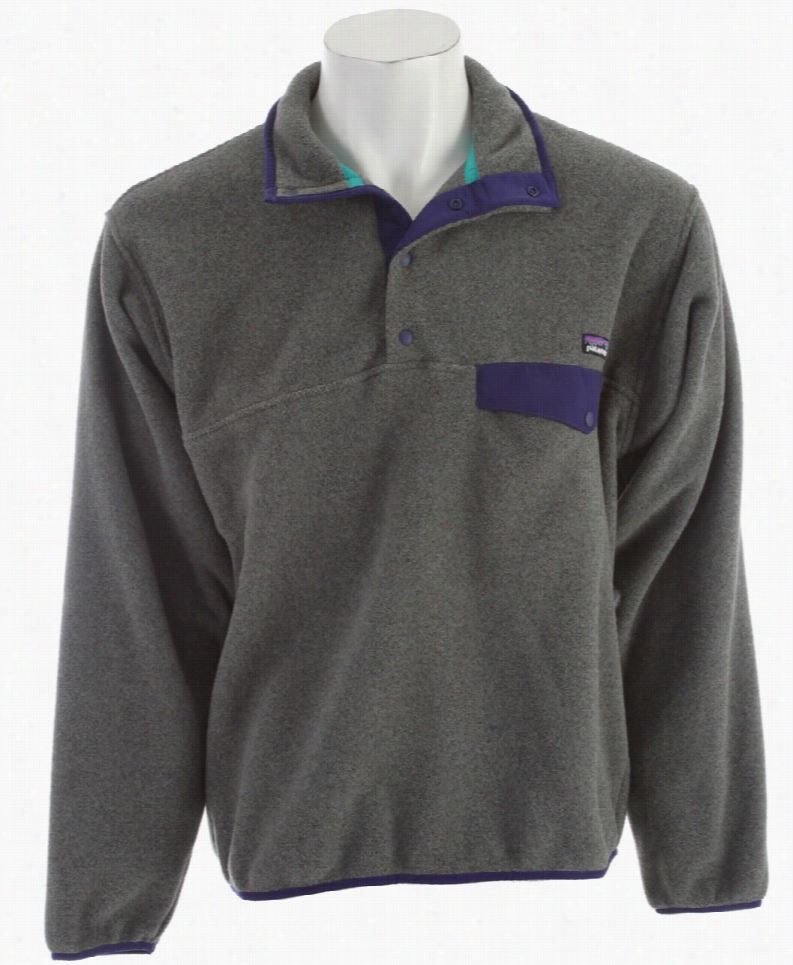 Patagonia Lightweight Synchilla Snap T Fleece