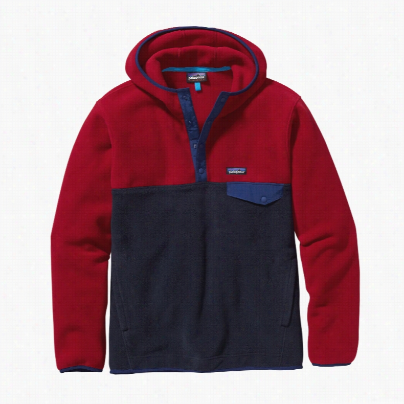 Patagonia Synchilla Snap-T Hoody Fleece