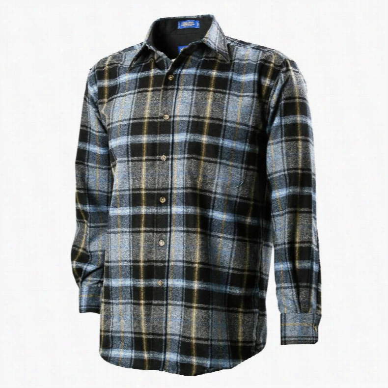 Pendleton Lodge Wool L/S Shirt