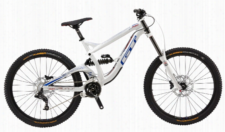 GT Fury Elite Bike 2015