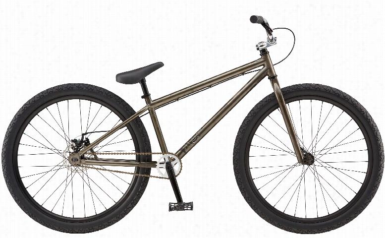 GT Ruckus DJ 26in BMX Bike