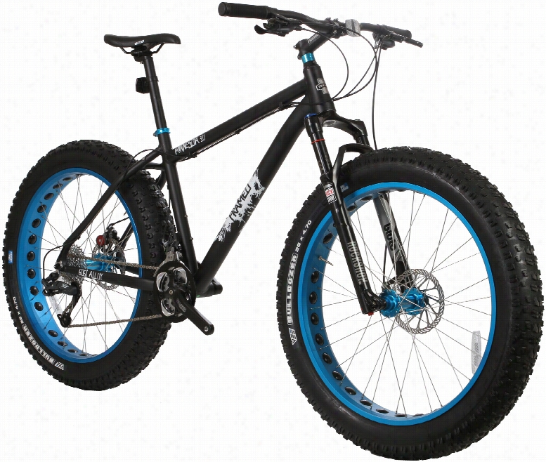 Minnesota 3.0 XWT Fat Bike w/ Alloy and Bluto Fork