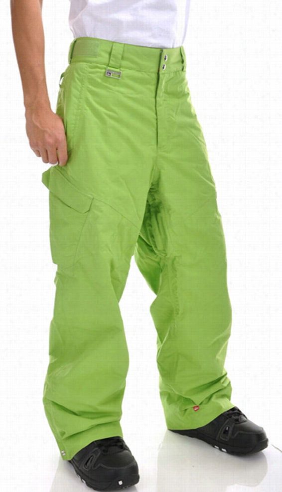 Quiksilver Scorps Snowboard Pants