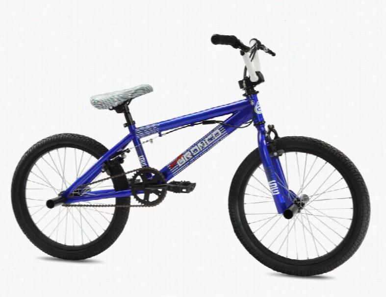 SE Bronco Freestyle BMX Bike 20in 2012