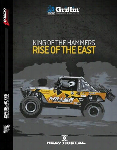 King of the Hammers 2012 King of the Hammers DVD KOH12 King of the Hammers