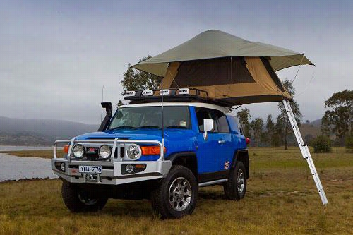ARB 4x4 Accessories Kakadu Rooftop Tent ARB4101A Roof Top Tents