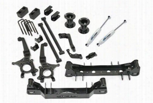 2005 TOYOTA TACOMA Pro Comp Suspension 6 Inch Lift Kit with ES3000 Shocks