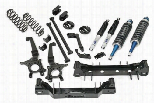 2010 TOYOTA FJ CRUISER Pro Comp Suspension 5.5 Inch Lift Kit with MX-6 Shocks