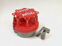 MSD Distributor Cap And Rotor Kit 8414 Distributor Cap & Rotor