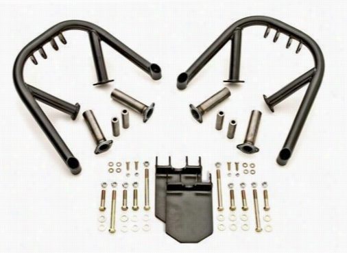 Off Road Unlimited Front Dual Shock Hoops 60020 Multi Shock Bracket