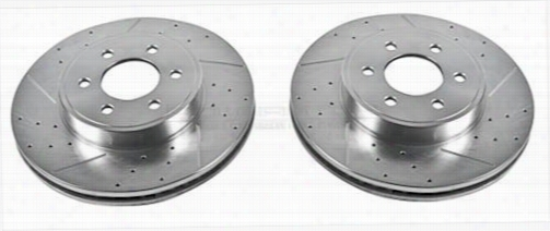 Power Stop Brake Rotor by Power Stop AR8755XPR Disc Brake Rotors