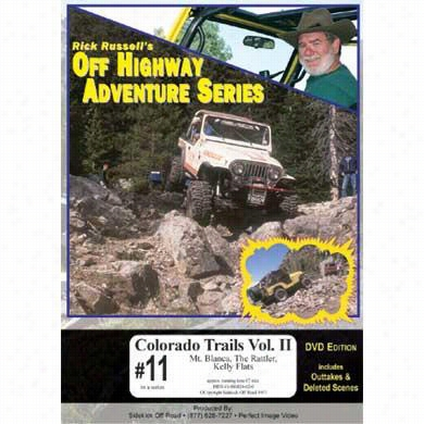 Sidekick Off Road Off-Highway Adventure Series DVD DVD-011 Rick Russell Off-Highway Adventure