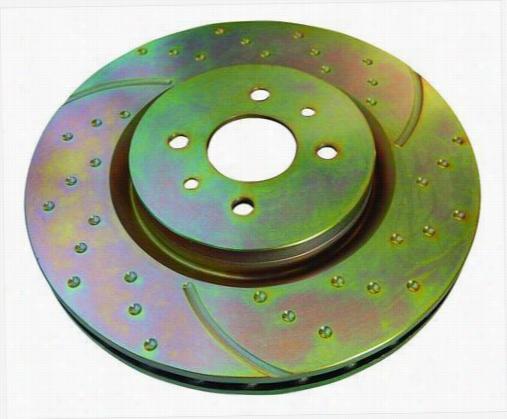EBC Brakes Rotor GD7220 Disc Brake Rotors
