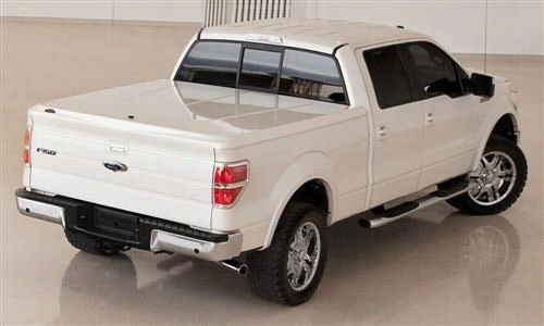 Undercover Tonneau Covers SE Smooth Hard ABS Hinged Tonneau Cover UC2086S Tonneau Cover