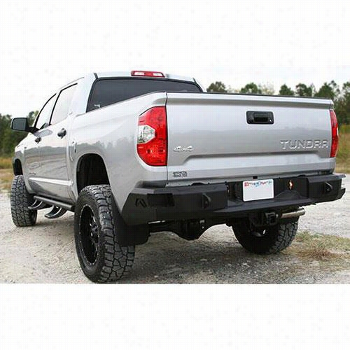 2014 TOYOTA TUNDRA Fab Fours Toyota Tundra Bumper in Black Powder Coat