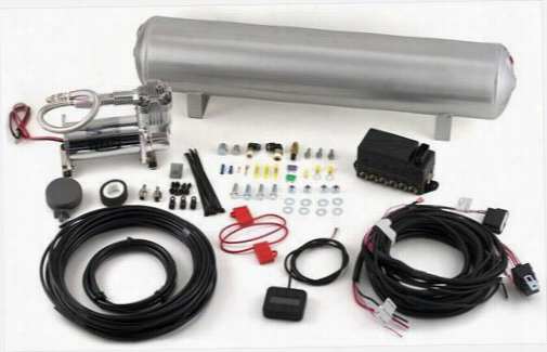 AirLift AutoPilot Digital Air Management System 27671 Leveling Compressor Kits
