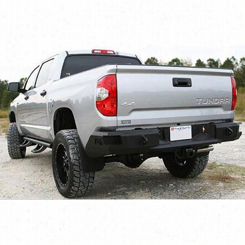 2014 TOYOTA TUNDRA Fab Fours Toyota Tundra Bumper in Bare Steel