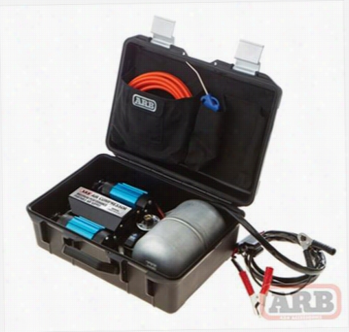 ARB 4x4 Accessories Twin Air Compressor Kit CKMTP12 Portable Air Compressor