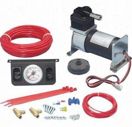 Firestone Ride-Rite Level Command Single Electronic Air Compressor System 2533 Leveling Compressor Kits
