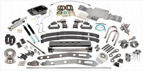 1995 TOYOTA TACOMA Trail Gear Solid Axle Swap Lift Kit B