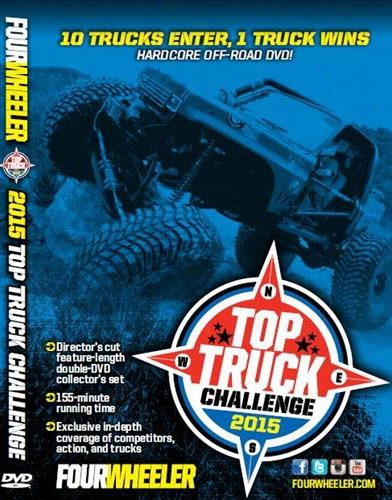 Videos 2015 Top Truck Challenge DVD TTC15DVD Top Truck Challenge