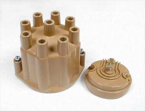 ACCEL Performance V8 Distributor Cap and Rotor Kit for Jeep 8120 Distributor Cap & Rotor