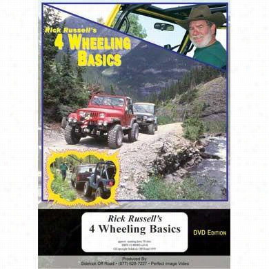 Sidekick Off Road Off-Highway Adventure Series DVD DVD-051 Rick Russell Off-Highway Adventure