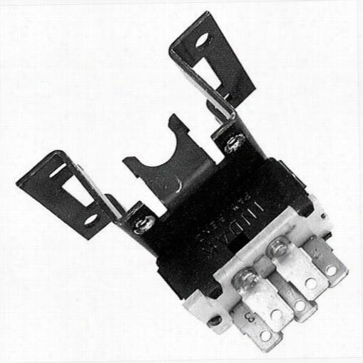 Omix-Ada Heater Blower Motor Switch 17903.03 HVAC Heater Control Switch