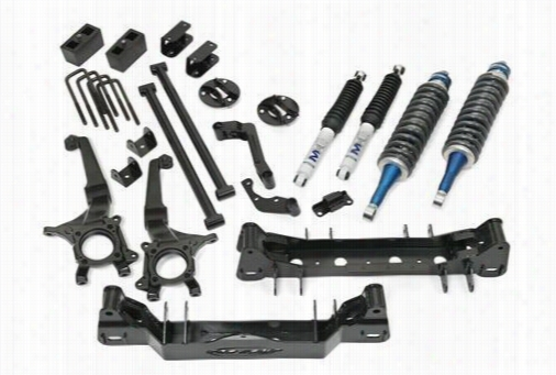 2005 TOYOTA TACOMA Pro Comp Suspension 6 Inch Lift Kit with Front MX2.75 Coilovers and Pro Runner Shocks