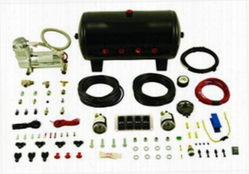 AirLift Lifestyle 4-Way Manual Control System 27666 Leveling Compressor Kits