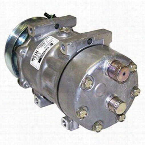 Crown Automotive Air Conditioner Compressor 55037359AB A/C Compressor