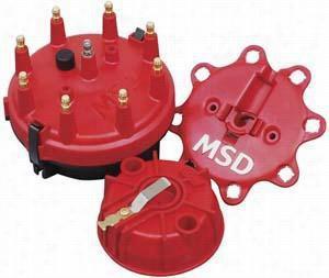 MSD Cap-A-Dapt Cap And Rotor 8441 Distributor Cap & Rotor