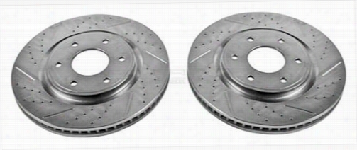 Power Stop Brake Rotor by Power Stop JBR1194XPR Disc Brake Rotors