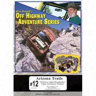 Sidekick Off Road Off-Highway Adventure Series DVD DVD-012 Rick Russell Off-Highway Adventure