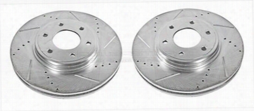 Power Stop Brake Rotor by Power Stop AR82120XPR Disc Brake Rotors