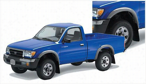 1995 TOYOTA TACOMA Bushwacker Toyota Tacoma PreRunner Extend-A-Fender Flare Set