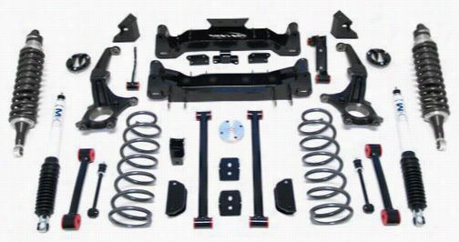 2007 TOYOTA FJ CRUISER Pro Comp Suspension 6 Inch Lift Kit with MX-6 Shocks