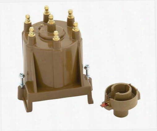 ACCEL Distributor Cap And Rotor Kit 8133 Distributor Cap & Rotor