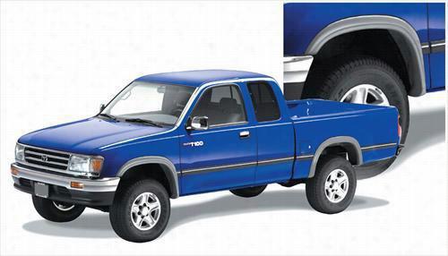 1993 TOYOTA T100 PICKUP Bushwacker Toyota T-100 Street Style Fender Flare Set