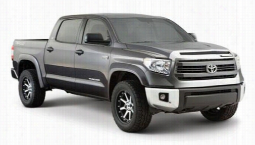 2014 TOYOTA TUNDRA Bushwacker Toyota Tundra Extend-A-Fender Flare Set