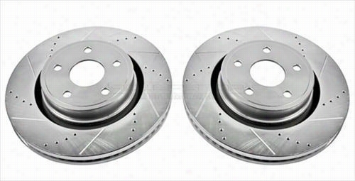 Power Stop Brake Rotor by Power Stop AR8765XPR Disc Brake Rotors