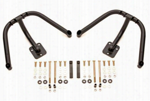 Off Road Unlimited Front Dual Shock Hoops 70022 Multi Shock Bracket